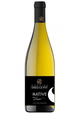 NATIVE BLANC 2017 - vin blanc naturel - Remi Pouizin - Domaine Dieulefit