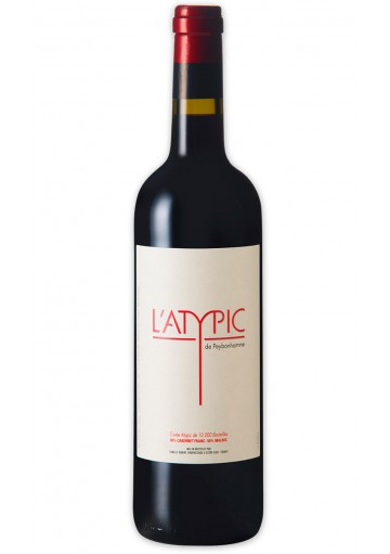 L'Atypic - vin rouge naturel Bordeaux - Chateau Peybonhomme