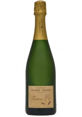 Champagne tradition extra brut Naturel Lelarge Pugeot